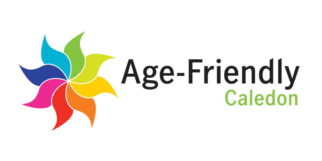 Age-Friendly Caledon Logo