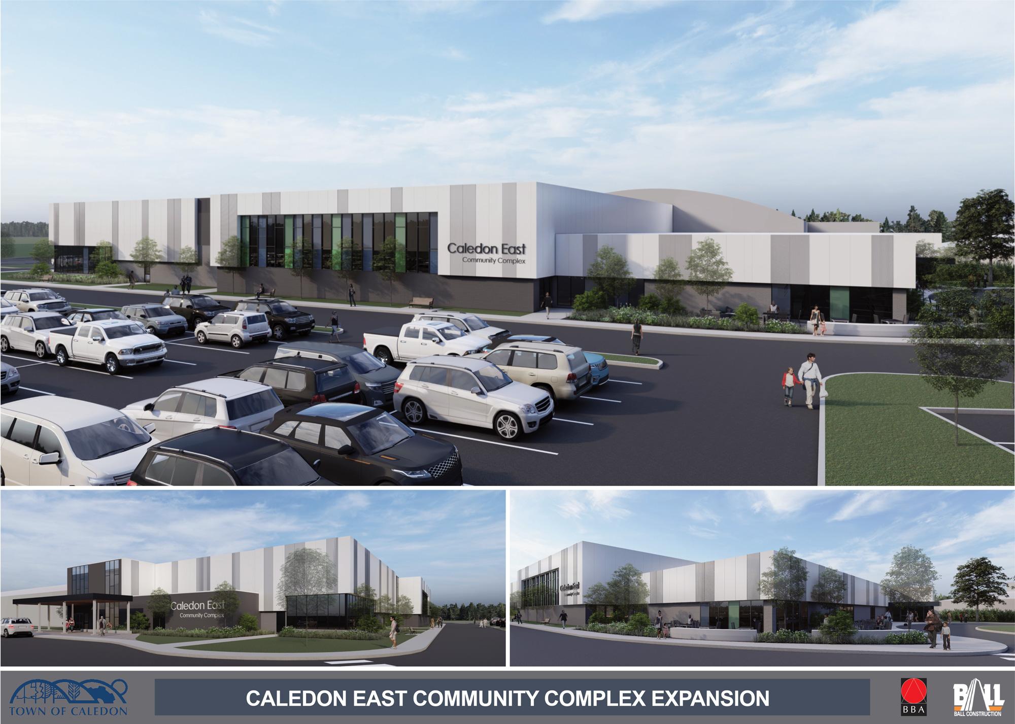 Caledon East Community Complex expansion