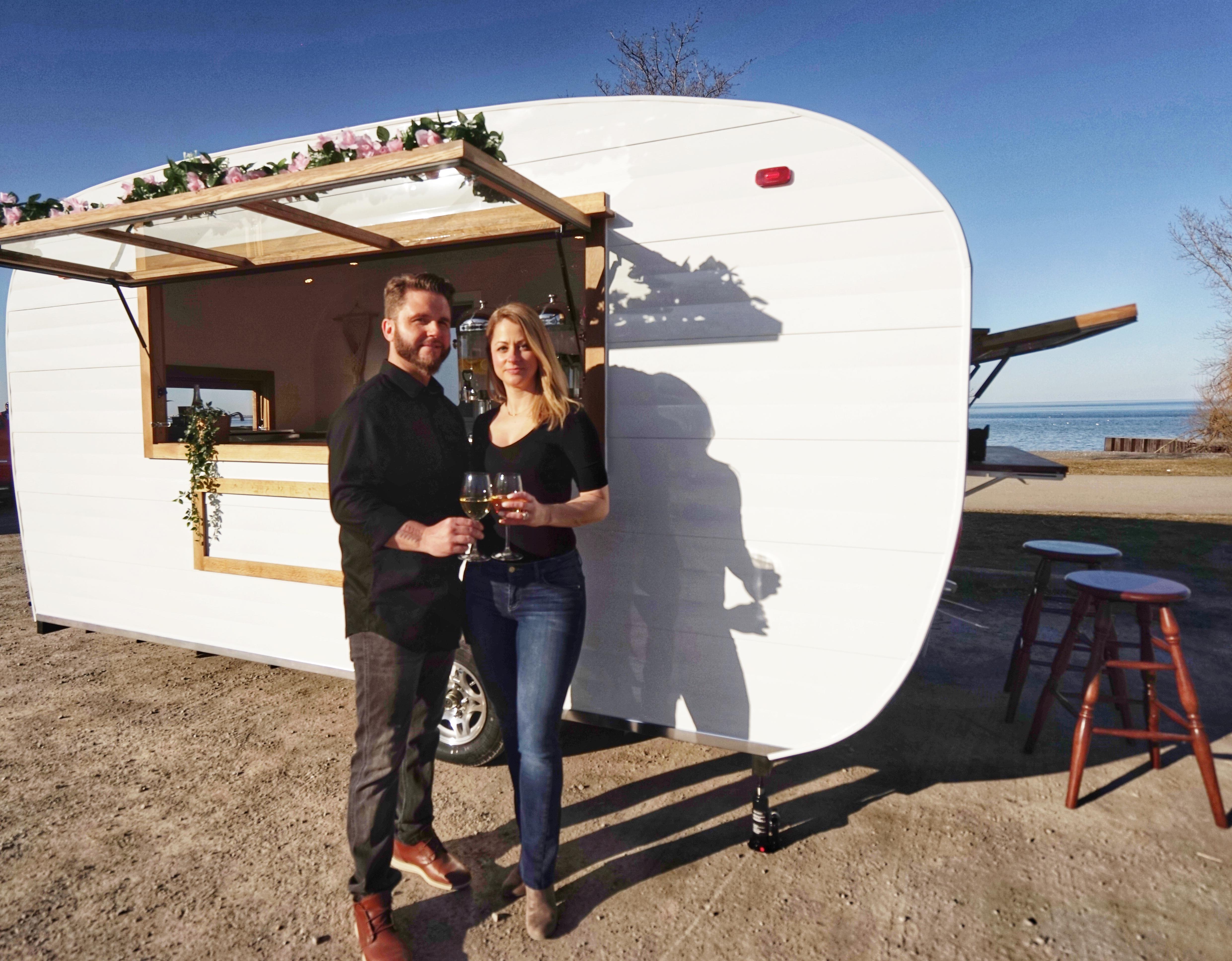 Wine Wagon Mobile Bar