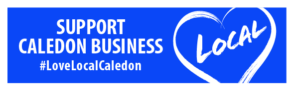 Support Caledon Business