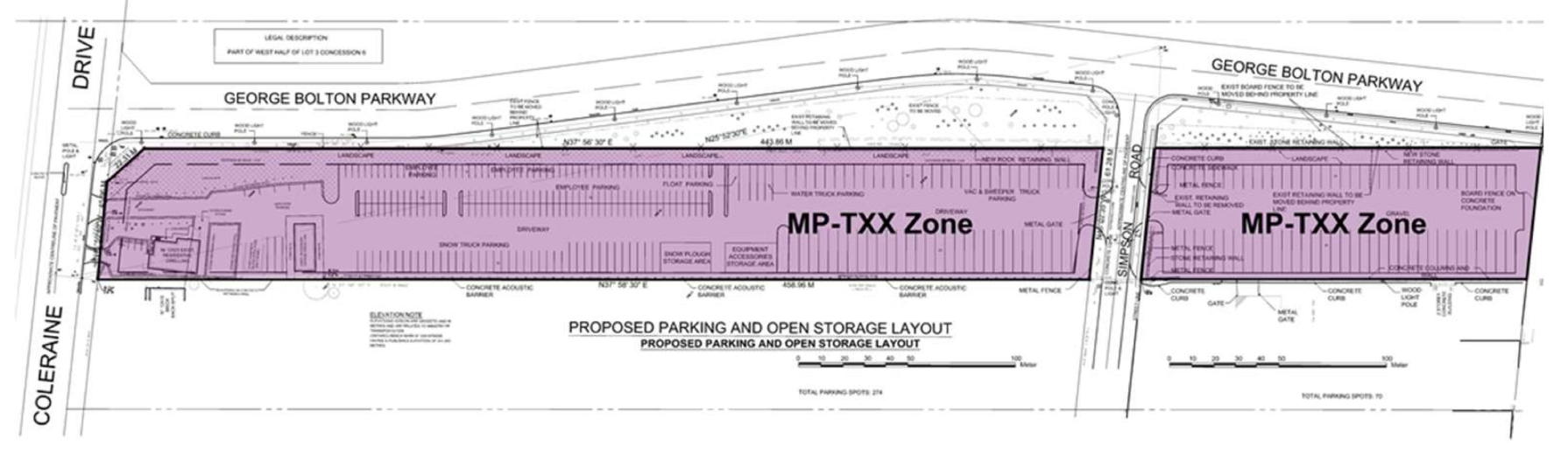 Conceptual Plan for 12423 Colerain Drive and 0 Simpson Road