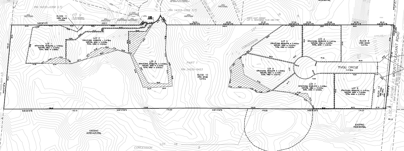 Laurel Park Conceptual Plan